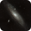 Andromeda's galaxy,                                Fabio Di Stefano