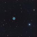 Messier 97 - Owl Nebula,                                Eric Walden