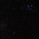 M46 and M47,                                picsAstro