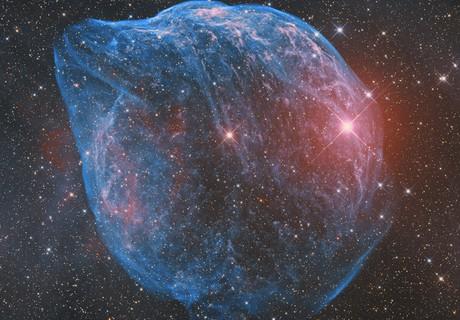 Public data - CHILESCOPE - Sh2-308,                                U-ranus