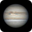 Jupiter with a 150mm Dob,                                Chappel Astro