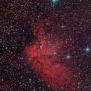 Wizard HaR-RGB using LPS-V4 & SkyGlow filters,                                puckja