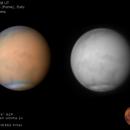 Mars. Sand Storm,                                Stefano Quaresima