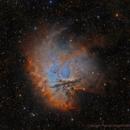 NGC281 - The Pacman Nebula,                                Paddy Gilliland