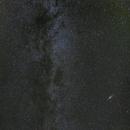 Milkyway and Andromeda,                                Richard Bratt
