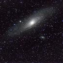 M31: Andromeda Galaxy,                                Gowri Visweswaran