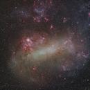 Large Magellanic Cloud - LMC,                                Stefan Westphal