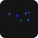 """Clipped from the Original picture - """"Mars visiting Pleiades."""",                                Hasan"""