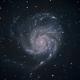 M101 - LRGB,                                Ruediger
