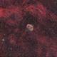 Crescent nebula - NGC 6888,                                Alessandro Carrozzi