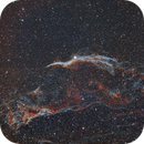 Western Veil Nebula - NGC 6960,                                AstroNick