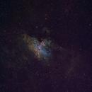 M16 Eagle Nebula NB,                                Stan Westmoreland