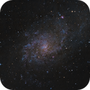 M33 The Triangulum Galaxy,                                Christiaan Berger