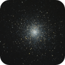 M15 in good seeing - deconvolution experiment,                                mikefulb