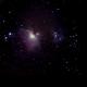 Orion Nebula,                                HixonJames