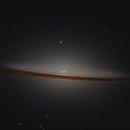 M 104 - Sombrero Galaxy,                                Steven Marx