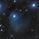 The Merope Nebula, NGC 1435,                                Madratter