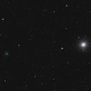 M3 and C/2020 T2 (Palomar),                                Fritz