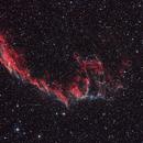 Veil Nebula ngc6992,                                Gianni Carcano