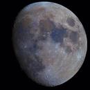 Colorized Moon,                                Zach Coldebella