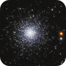 M53 and NGC5053,                                Drew Evans