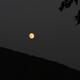 Moon Rise Over the Blue Ridge Mountain, Harper's Ferry, WV.,                                Van H. McComas