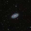 M64 - Black Eye Galaxy,                                PiPais