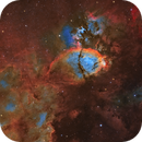 IC 1795 - The Fishhead Nebula and Neighbors,                                Alan Pham