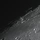 Herschel Crater & light-shadow play on craters behind,                                Bernhard Zimmermann