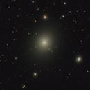 Messier 87,                                Fabian Rodriguez Frustaglia