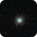 M13 Evostar 72ED short time exposures,                                Spacecadet