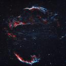 Veil Nebula,                                PeterZelinka