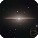 M104, GALAXIA DEL SOMBRERO,                                GONZALO