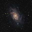 M 33,                                Astrofotospr