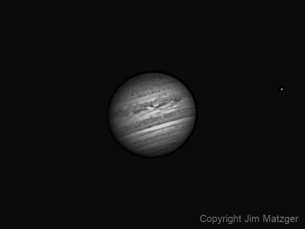 Jupiter in IR,                                Jim Matzger