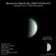 Venus on 2020-03-26,                                JDJ