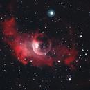 NGC 7635 - The Bubble Nebula,                                Matt Lochansky