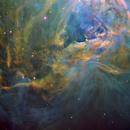 M42 - a different view,                                John Ebersole