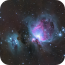 M42 - Classic Target with Evostar 72ED,                                Nico Augustin