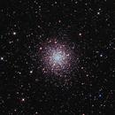 Gumball Globular Cluster (M12),                                Ed Albin