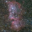IC 1848 (Soul) Nebula,                                Nikola Nikolov