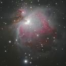 Messier 42, Orion Nebula,                                Björn Arnold