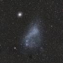 Small Magellanic Cloud,                                Samuel Müller