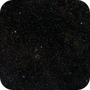 Open clusters NGC 6882 + 6885,                                AC1000