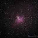 Eagle Nebula,                                Samuel Müller