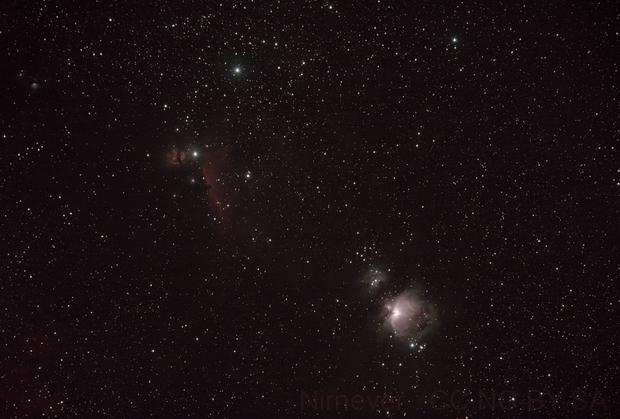 Orion grand champs 105mm,                                Aurélien Vernet