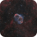 NGC6888: The Crescent Nebula,                                Toshiya Arai