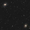 M95 & M96 galaxy pair,                                Erlend Langsrud