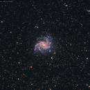 Fireworks Galaxy (NGC 6946),                                pemag