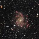 NGC 6946 + Ha,                                Jose Borrero
